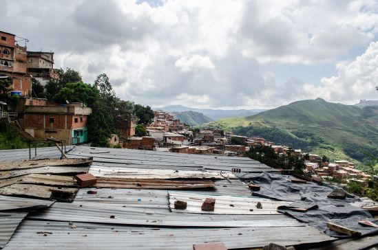 View from a rooftop of San Blas home. Photograph by Stephanie Marcelot