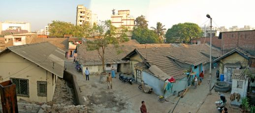 Residents of the Omkar municipal chawls in Dharavi have been fighting for their right to self-develop for years, which the government is denying them.