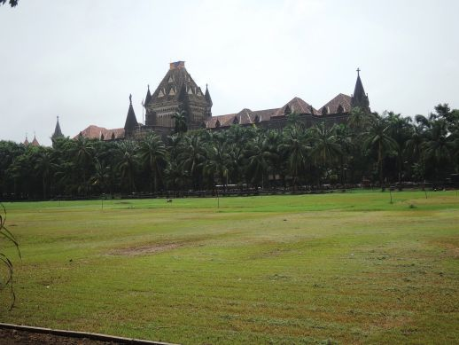 Victorian side of the Oval Maidan